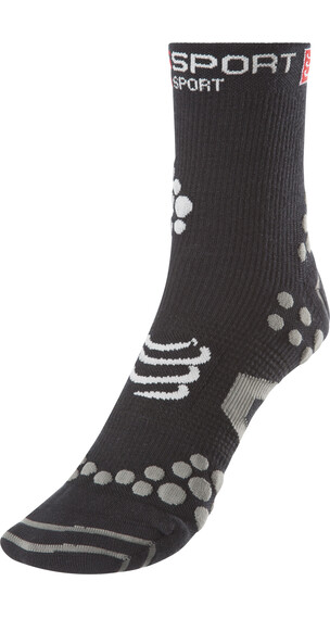 Compressport Racing Winter Run V2.1 Socks Black